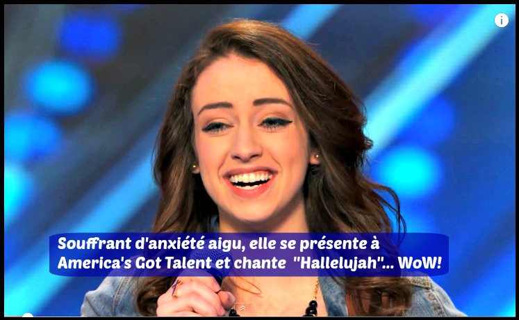 chanteuse trouble de la panique got talent