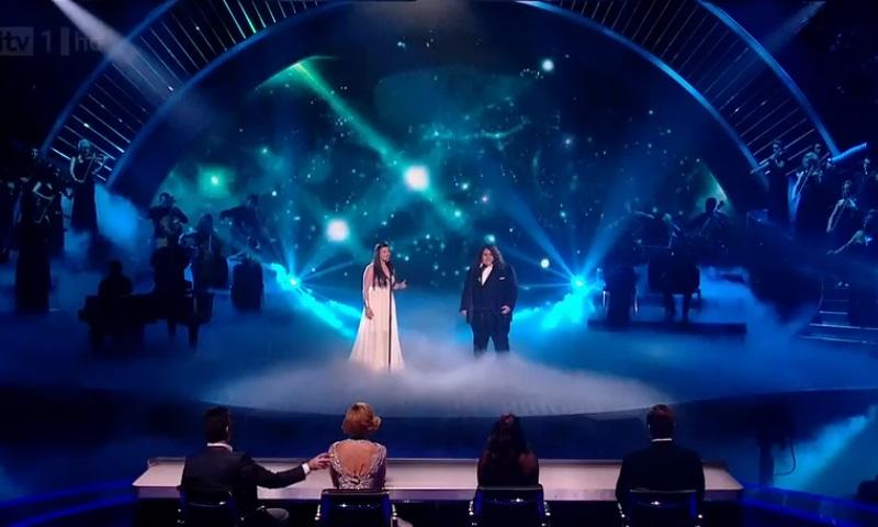 britain got talent opera