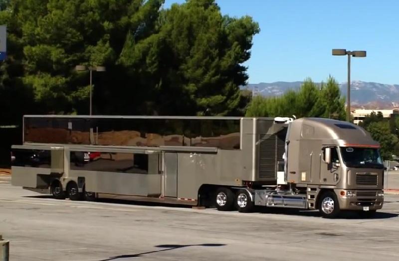 camion camping winnibago