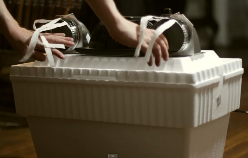 fabriquer air climatisé pas cher