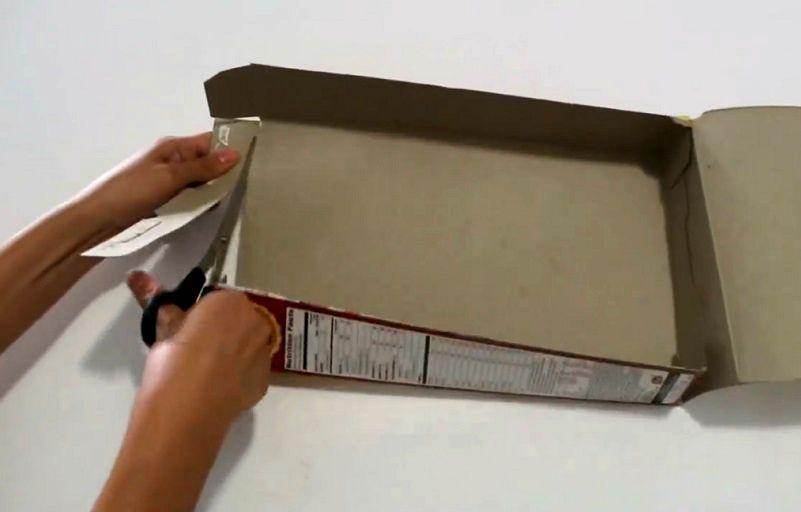 nice fabriquer boite en carton 8 bricolage recyclage. Black Bedroom Furniture Sets. Home Design Ideas