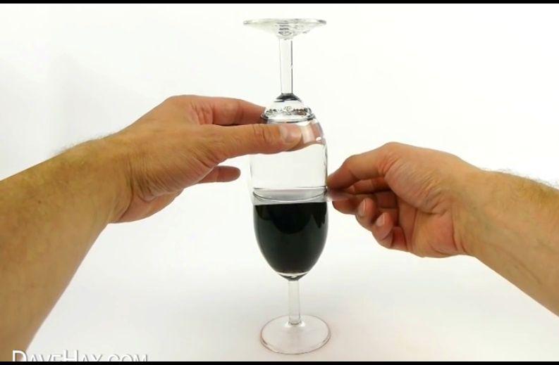 transformer vin magie astuce