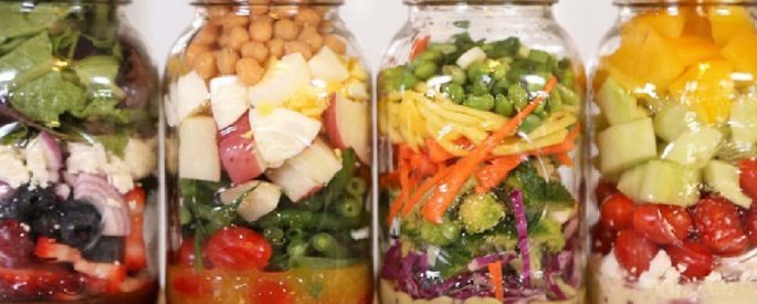 recette salade rapide jar