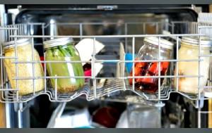 faire cuire aliment pot dans lave vaisselle