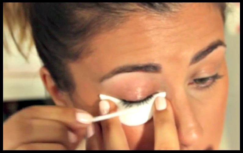 astuce beaute maquillage coloration cil - Coloration Cil