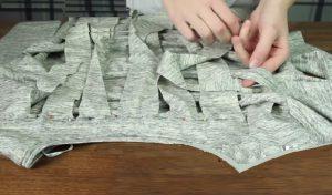 bricolage t shirt facile