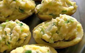 recette pomme de terre fromage legume