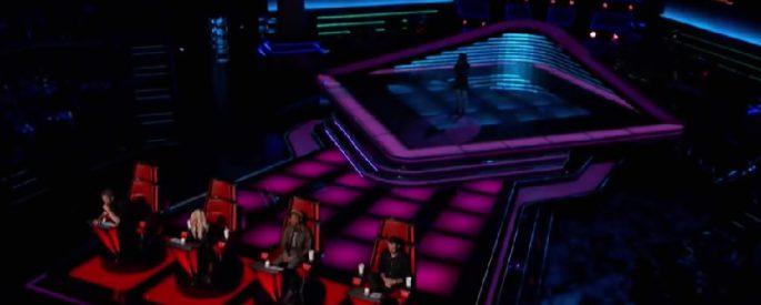 the voice candidate chanson elton