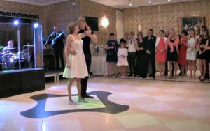 premiere danse marie mariage wow