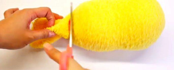 Bricolage chaussette archives buzz ultra - Chaussette de noel a fabriquer ...