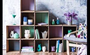 Fabriquer Une Étagère Avec Des Boîtes De Carton… Une Bonne Idée De Rangement Pour La Maison!