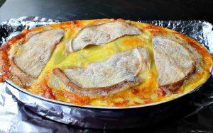 recette pomme de terre fromage oignon