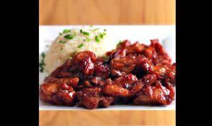 recette poulet teriyaki rapide
