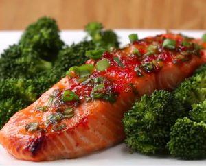 recette saumon glace rapide
