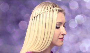 modele de coiffure tresse facile