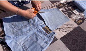 patron jeans couture salopette