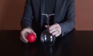 bricolage de noel coupe a vin
