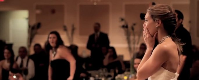 danse mariage mariee pere