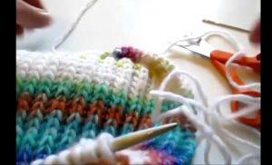 patron tricot bonnet facile