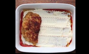 recette blanc poulet lasagne