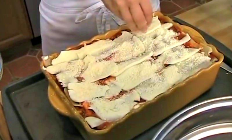 Voici Comment Preparer Une Lasagne A L Italienne Une Recette