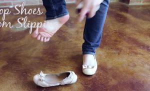 astuce beaute fixatif chaussure