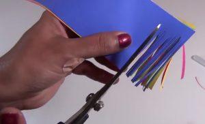 bricolage facile papier carton