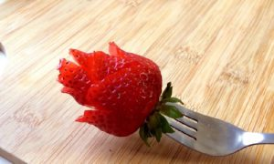 astuce faire rose st valentin