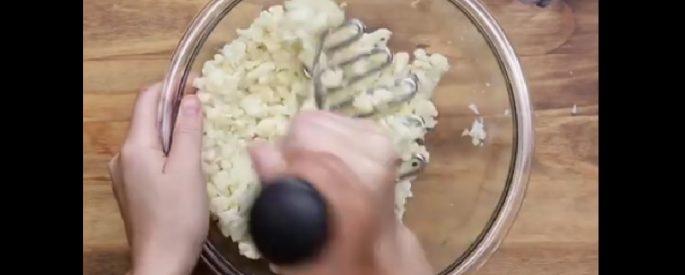 recette boulette choux fleur