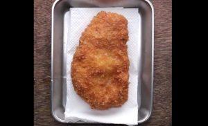 recette cotelette porc frit