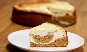 recette gateau fromage carotte