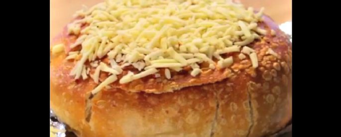 recette pain fromage pizza