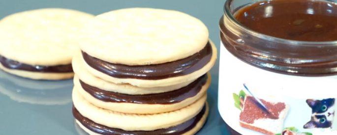 recette tartinade noisette maison chocolat