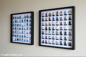 astuce figurine bricolage armoire