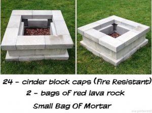 barbecue exterieur fabriquer bloc blanc