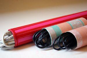 bricolage camoufler cable