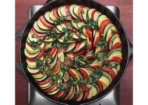 brochette legumes