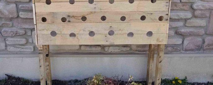 fabriquer jardiniere bac