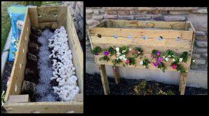fabriquer jardiniere etape