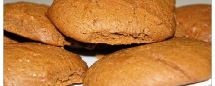 recette galette melasse biscuit