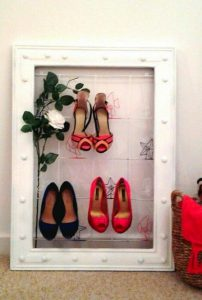 chaussure cadre bricolage