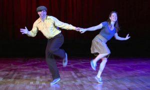 couple danse concours