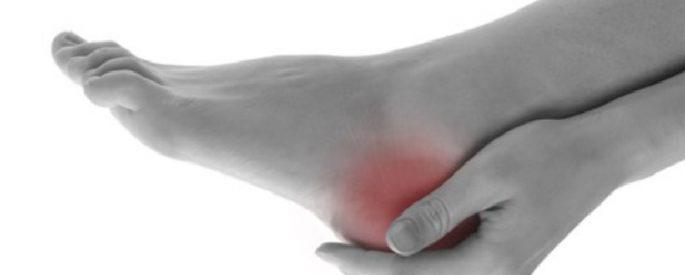 douleur pied