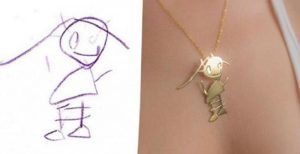fabriquer bijou dessin