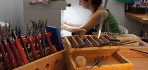 fabriquer bijou dessin artisan