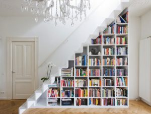 idee deco interieur coin bibliotheque