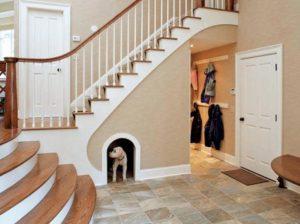 idee deco interieur niche chien