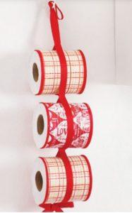 idee deco rangement salle de bain papier