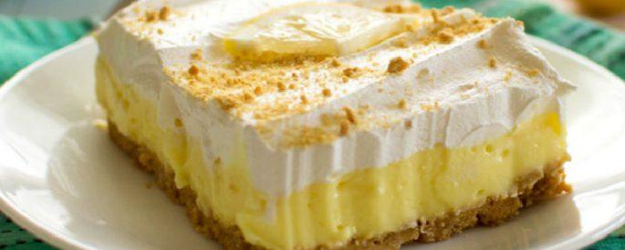 recette gateau citron fromage