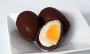 recette oeuf paques chocolat
